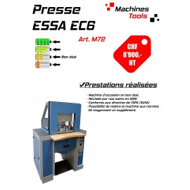Presse ESSA EC6