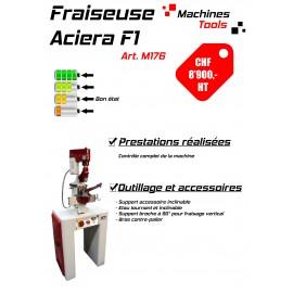 Fraiseuse Aciera F1