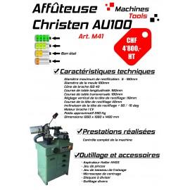 Affûteuse d'outils Christen AU100